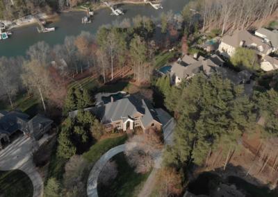 charlotte drone video